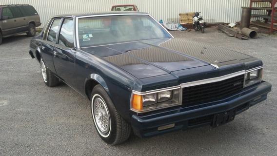Chevrolet Caprice Sedan Classic 1978 4 Ptas 8 Cilindros