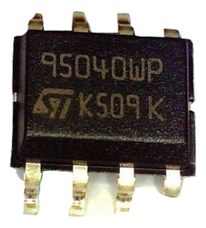 M 95040 M-95040 Memoria M95040 Eeprom Ecu Auto Original St