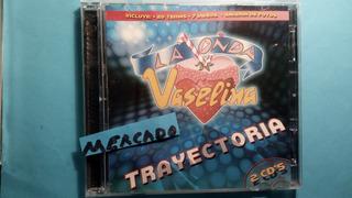 Cd La Onda Vaselina Trayectoria -cd+dvd-mdqk-