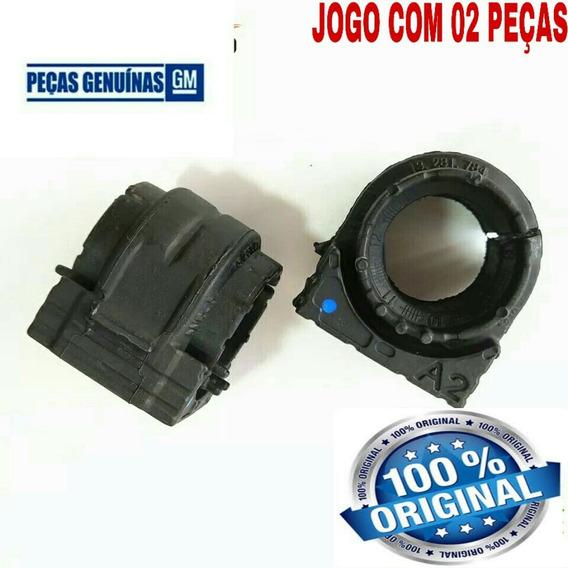 Bucha Original Barra Estabilizadora Cruze 13281782 (02 Pcs)