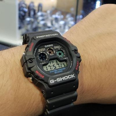 G-shock Dw-5900-1dr