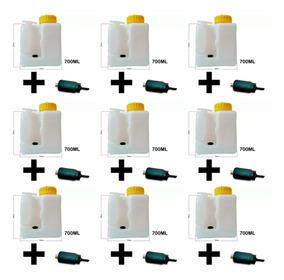 Kit Reservatório Partida Fria 700ml Opala Com 30 Kits