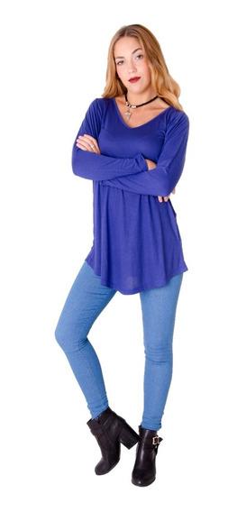 Remeron Vestido Ideal Para Calzas Viscosa Hasta Xxl Axioma