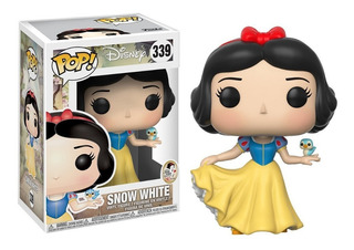 Funko Pop Blanca Nieves #339 Snow White Disney Regalosleon