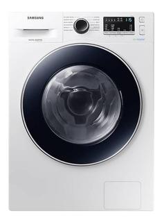 Lavadora e secadora de roupas automática Samsung WD4000 WD11M4453J digital inverter branca 11kg 127V
