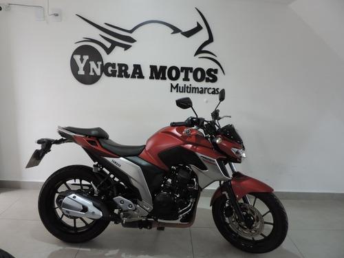 Yamaha Fz25 Fazer 250 C/9.585 Mil Km 2019