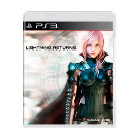 Jogo Novo Lightning Returns Final Fantasy Xiii Para Ps3