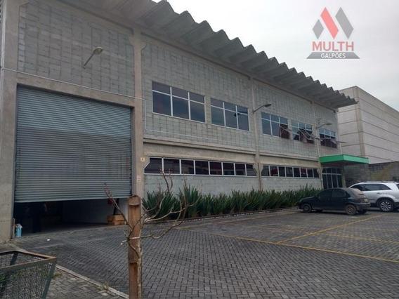 Galpão Industrial Para Locação, Polo Granja, Cotia. - Ga0244