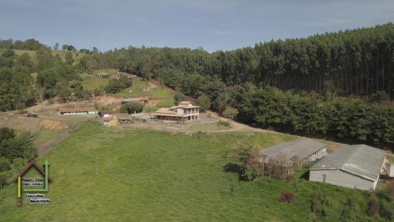 Chácara Muito Bem Localizada, Ideal Para Quem Busca Tranqüilidade Na Região Do Circuito Das Águas - Ch0126
