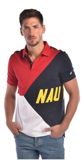 Playera Hombre Nautica Kr9205