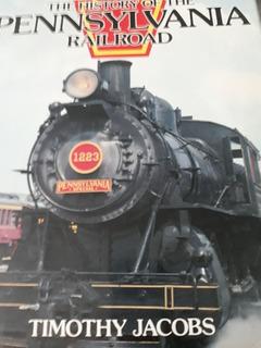 Historia Del Ferrocarril Pennsylvania.