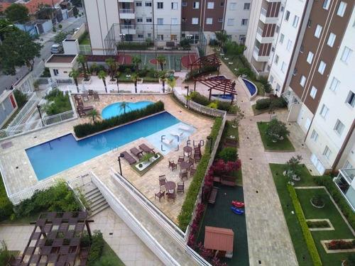 Apartamento 46m², 2 Dormitorios,  1 Vagas - Sacomã - Ap9730