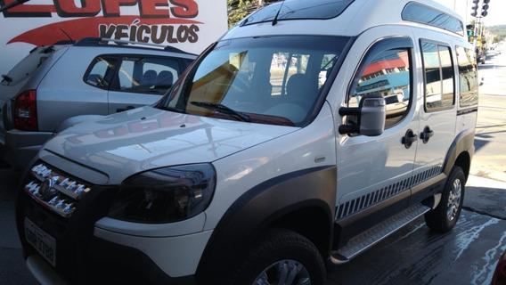 Fiat Doblo Adventure Locker 1.8 Acessibilidade P Cadeirante