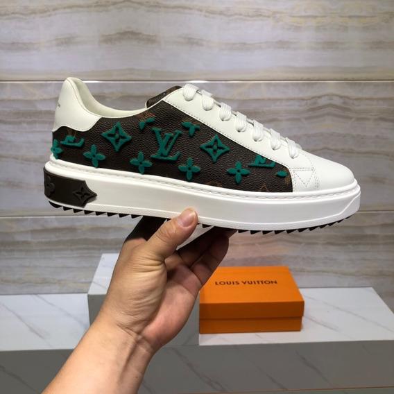 Tênis Louis Vuitton Luxembourg Sneaker 65