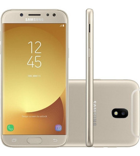 Smartphone Samsung Galaxy J5 Pro Dual Chip Android 7.0 Tela