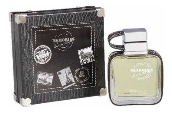 Perfume Emper Memories Pour Homme 100ml - Masculino