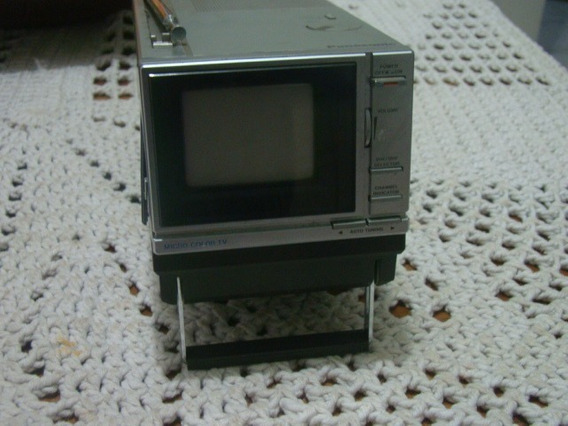 Mini Tv Panasonic Ct 3311 , R A R I D A D E , Não Funciona