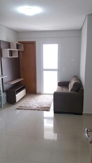 Apartamento 2 Quartos 2 Banheiros Na Pompeia Em Santos