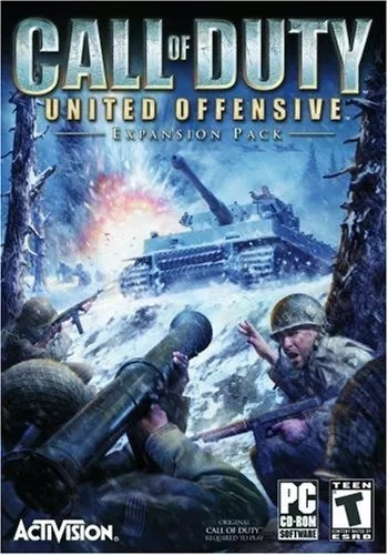 Call Of Duty United Defensive - Pacote De Expansão - Pc
