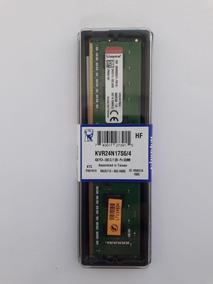 Memoria 4gb Ddr4 2400 - Kingston ( Box ) Kvr24n17s6/4