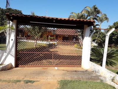 Chácara À Venda, 2000 M² Por R$ 450.000 - Agenor - Salto De Pirapora/sp - Ch0376