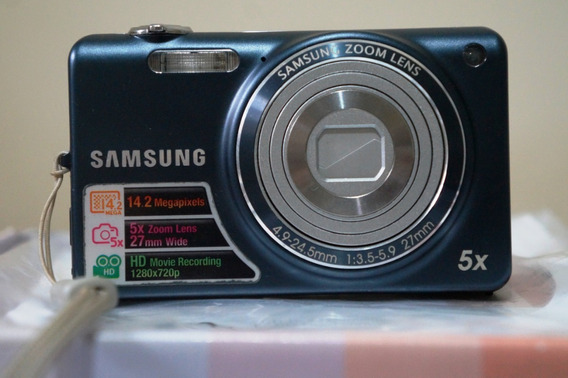 Câmera Digital Samsung St65 14.2 Mp
