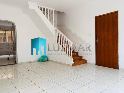 Imagem 1 de 12 de Ótima Oportunidade - Casa Com Três Dormitórios Com Edícula - Campo Limpo - 354ll