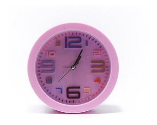 Reloj Escritorio Despertador Colgante Decoracion Cuotas