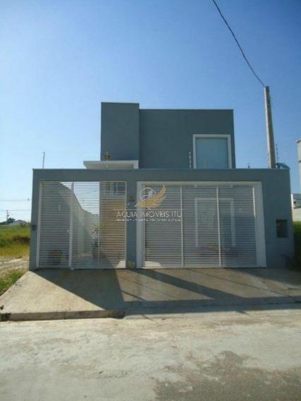 Casa Residencial À Venda, Itu Novo Centro, Itu. - Ca0021