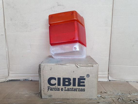 Lente Lanterna Traseira Chevy Marajó 83/93 Orig Cibie L D