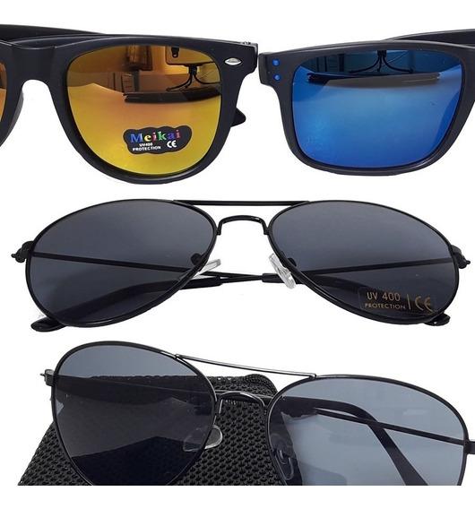 10 Oculos De Sol Lindos Da Moda Atacado Revenda Com Uv-400