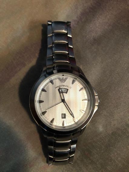 Remato Reloj Armani Ar0633 Original En Caja $2,299