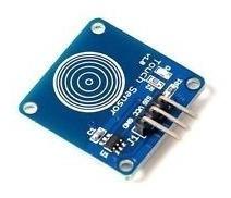 Arduino Sensor Toque Touch Capacitivo Ttp223b Frete 9,00