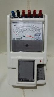 Promoção Imperdível Megometro Medidor Instrum Mg 5000 Sas