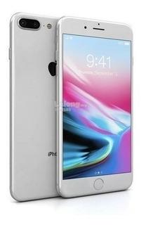 iPhone 8 Plus Prata Silver 64gb Anatel Lacrado Nota Fiscal