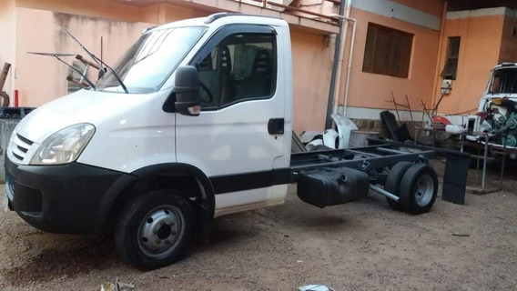 Iveco Daily 2009 Chassi 55c16 Cs