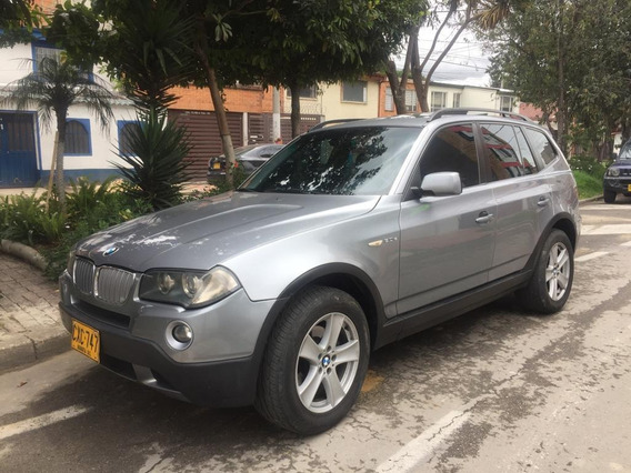 Bmw X3 At 3000cc 4x4