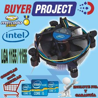 Ventilador Cooler Intel Original Socket 1150/1151/1155/1156