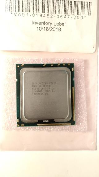 Par Intel Xeon Quad Core E5620 12m Cach/2.4mhz/5.86 Gt/s