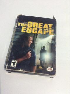 Juego Para Pc El Gran Escape 2003