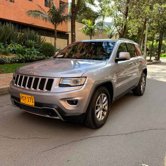 Jeep Grand Cherokee 3.6 Limited Blindada N2 Blindex