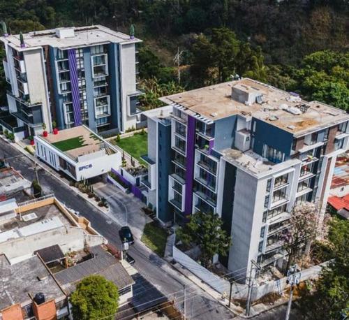 Apartamentos En Zona 15, Enganche Fraccionado, Disponibilida