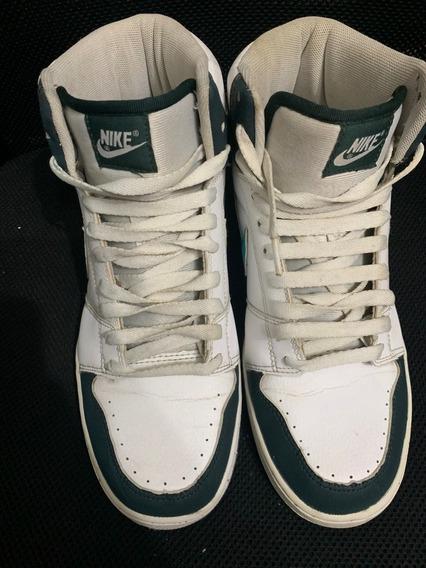 Tênis Nike High Branco Botinha 41