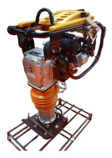 Vibroapisonador Lusqtoff Hcr-90k Con Motor Honda Gx160