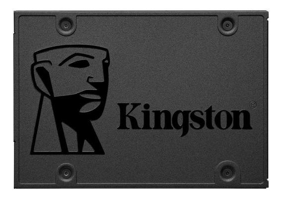 Ssd De 480gb Kingston Sa400s37/480g