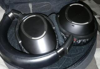 Audifonos Pro. Sennsheiser Pxc 550 Audifonos En Su Estuche