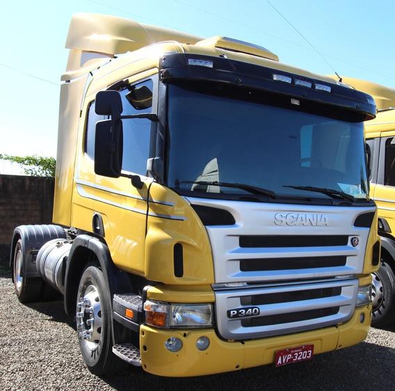 Scania P 340 - 2011/11 - 4x2 I Excelente Estado (avp 3203)