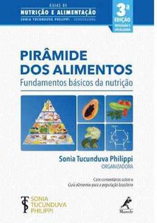 Livro Pirâmide Dos Alimentos