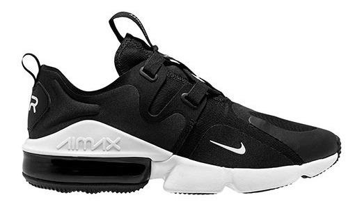 Tenis Nike Air Max Infinity Negro Tallas #25 A #29 Hombre