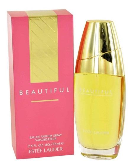 Perfume Estee Lauder Beautiful Feminino 75ml Edp - Original